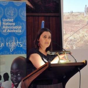 Dr Michelle Burgis-Kashala